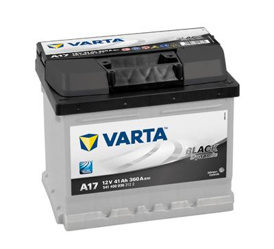 VARTA BLACK dynamic 41Ah