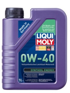 SYNTHOIL ENERGY 0W40 - 1L
