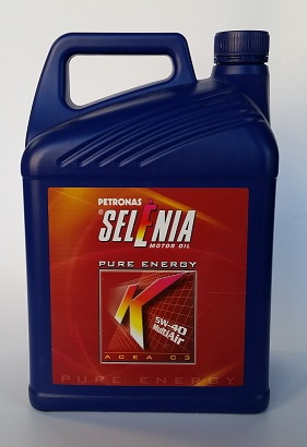 K Pure Energy 5W-40 - 5L