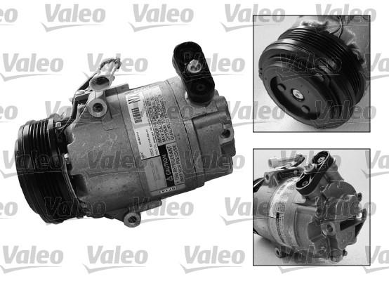 Kompresor klimatizace VALEO 699270