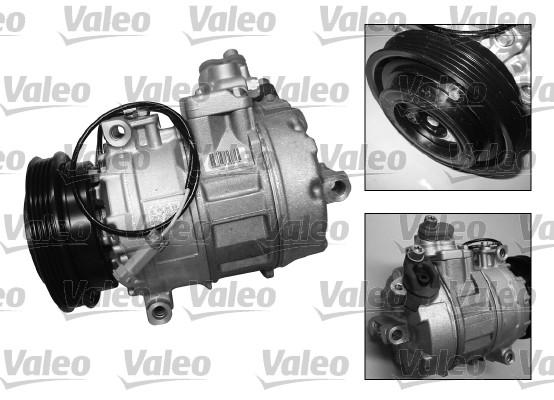 Kompresor klimatizace VALEO 699376