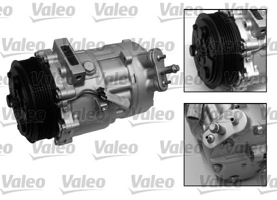 Kompresor klimatizace VALEO 699868