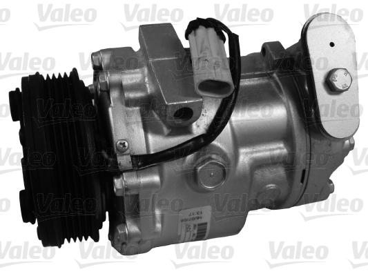 Kompresor klimatizace VALEO 699900