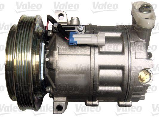 Kompresor klimatizace VALEO 813121