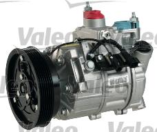 Kompresor klimatizace VALEO 813142