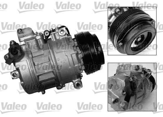 Kompresor klimatizace VALEO 813151