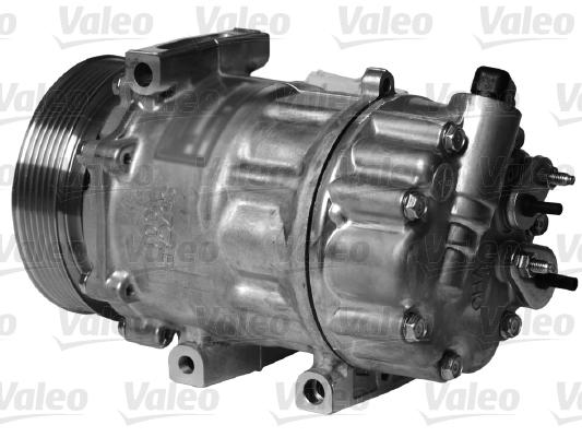 Kompresor klimatizace VALEO 813161