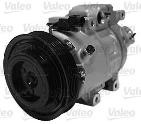 Kompresor klimatizace VALEO 813356