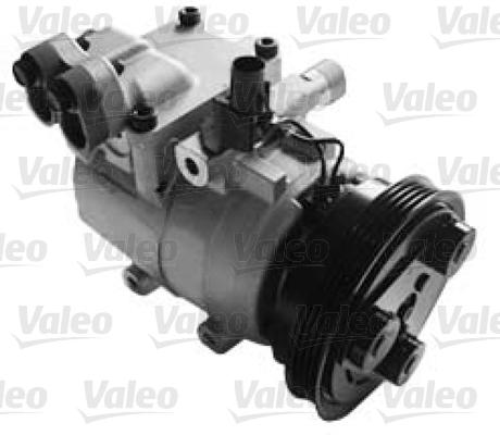 Kompresor klimatizace VALEO 813357