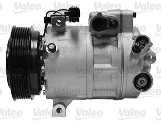 Kompresor klimatizace VALEO 813364