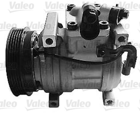 Kompresor klimatizace VALEO 813367