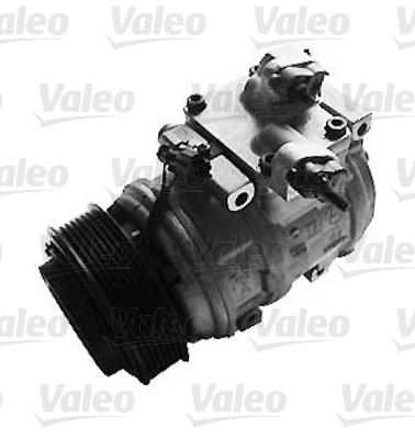 Kompresor klimatizace VALEO 813370