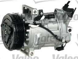 Kompresor klimatizace VALEO 813384
