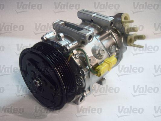 Kompresor klimatizace VALEO 813712