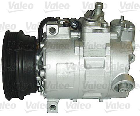 Kompresor klimatizace VALEO 813832
