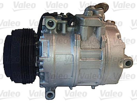 Kompresor klimatizace VALEO 813833