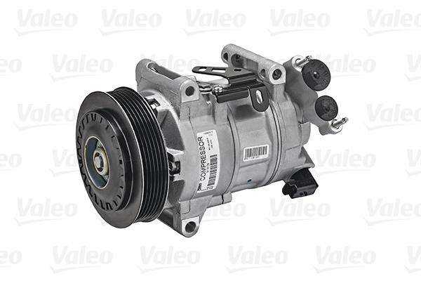 Kompresor klimatizace VALEO 813179