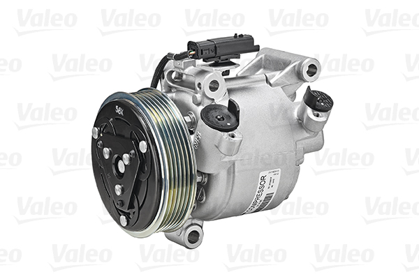 Kompresor klimatizace VALEO 813185
