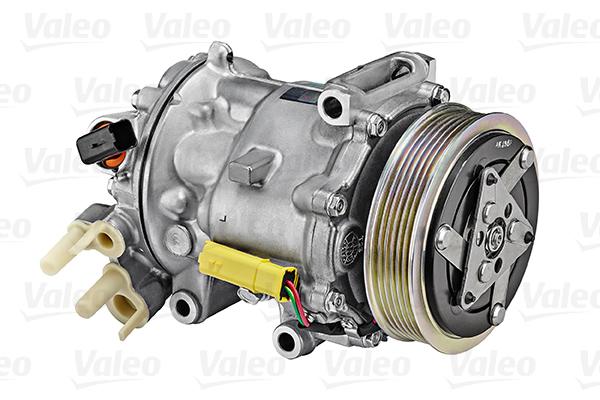 Kompresor klimatizace VALEO 813225