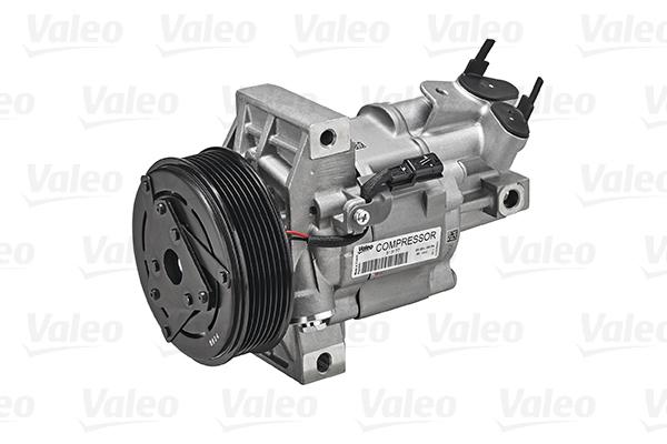 Kompresor klimatizace VALEO 813177