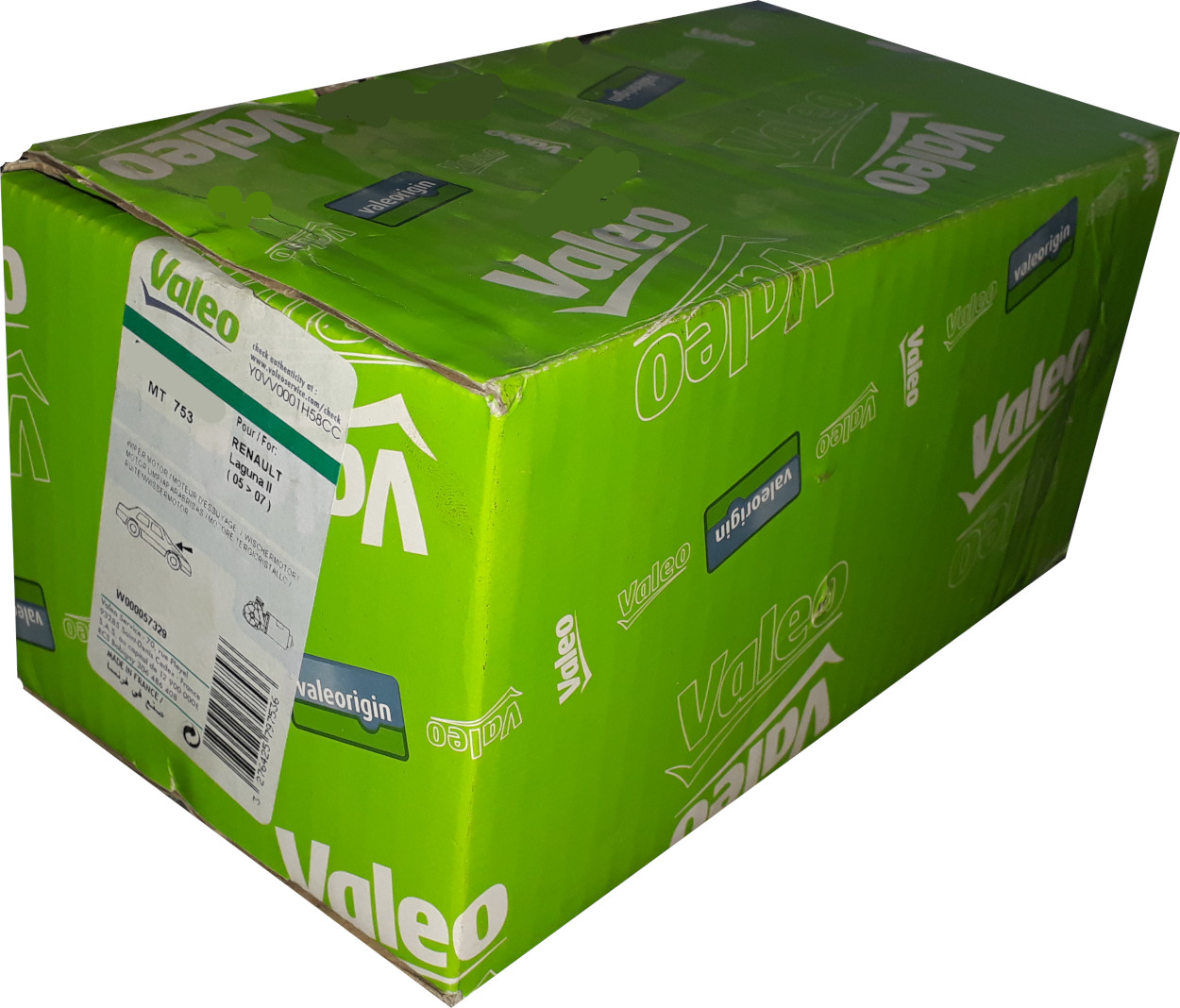 Kompresor klimatizace VALEO 813622