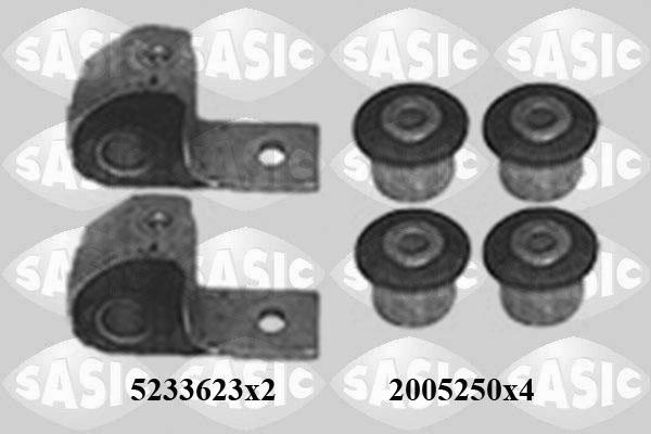 Sada na opravu uložení stabilizátoru nápravy SASIC 7960001
