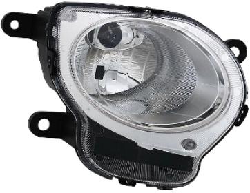 Dálkový světlomet VAN WEZEL 1604960