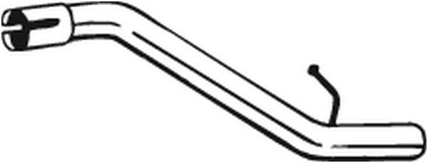Výfuková trubka BOSAL 800-209