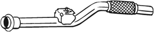 Výfuková trubka BOSAL 800-011