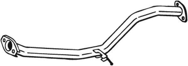Výfuková trubka BOSAL 800-103