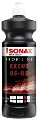 Odstraňovač škrábanců z plastových a plexi dílů SONAX 02453000