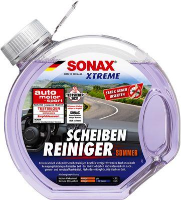 Čistící prostředek na skla SONAX 02724000
