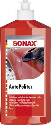 Odstraňovač škrábanců z plastových a plexi dílů SONAX 03002000