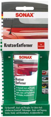 Odstraňovač škrábanců z plastových a plexi dílů SONAX 03050000