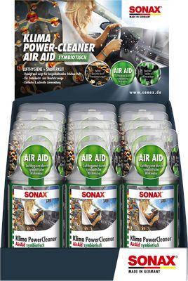 Čistič klimatizace proti zápachu SONAX 03231000