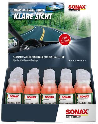 Čistící prostředek na skla SONAX 03711000