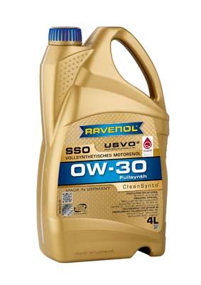 Motorový olej RAVENOL 1111100-004-01-999