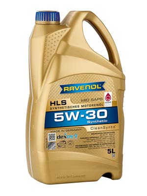 Motorový olej RAVENOL 1111119-005-01-999