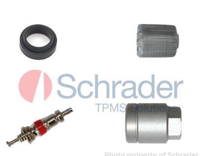 Opravna sada, senzor kola (kontrol.system tlaku v pneu.) SCHRADER 5062