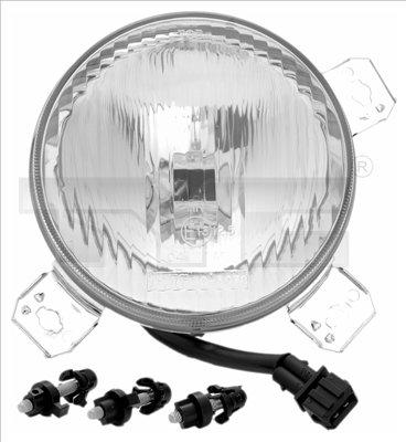 Hlavní světlomet TYC 20-3078-25-2