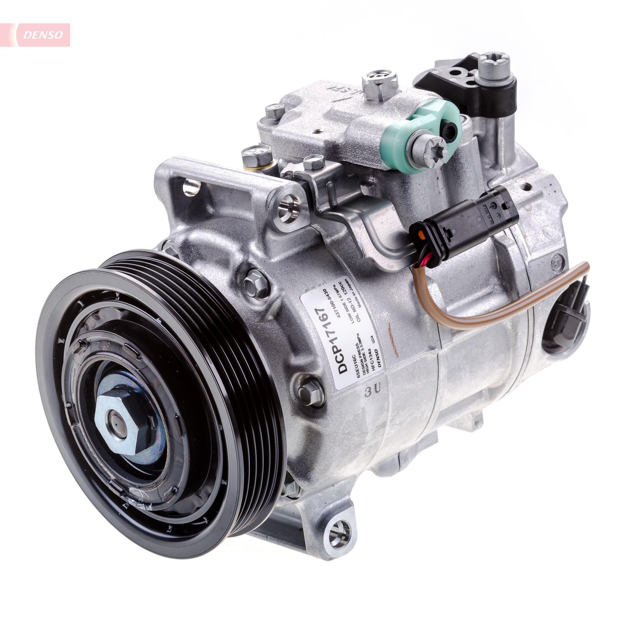 Kompresor klimatizace DENSO DCP17167