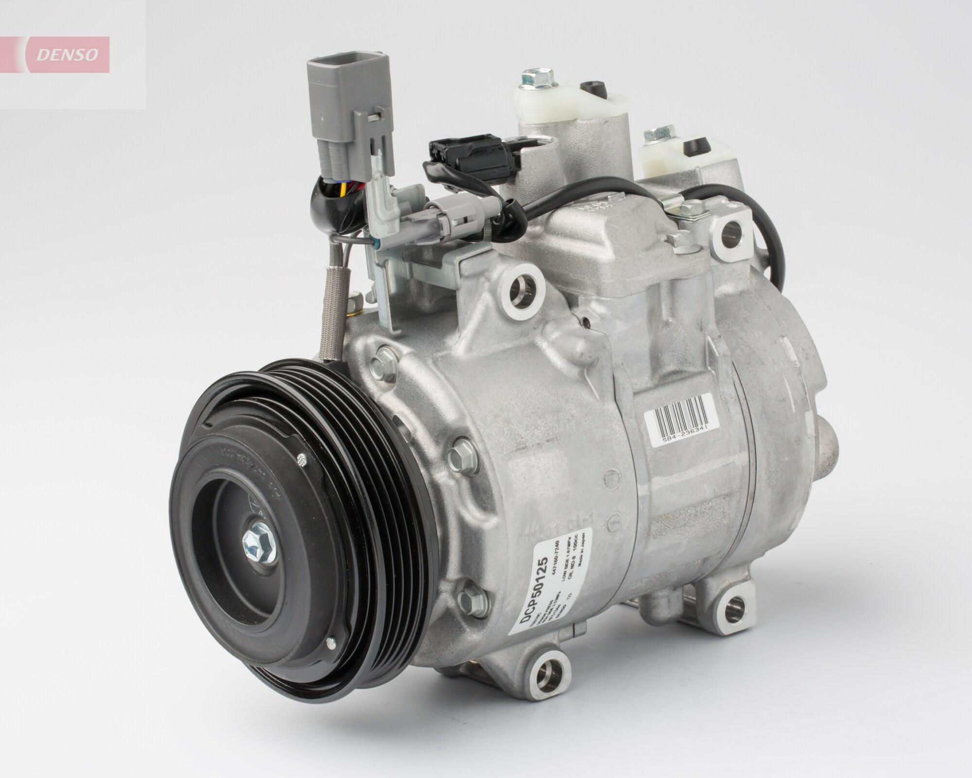 Kompresor klimatizace DENSO DCP50125