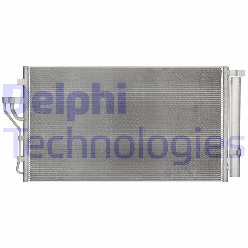 Kondenzátor klimatizace DELPHI CF20194
