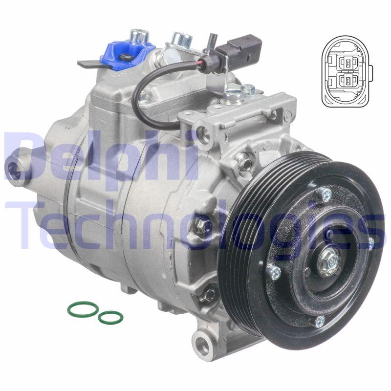 Kompresor klimatizace DELPHI CS20475