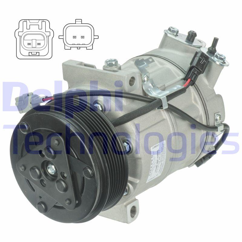 Kompresor klimatizace DELPHI CS20477