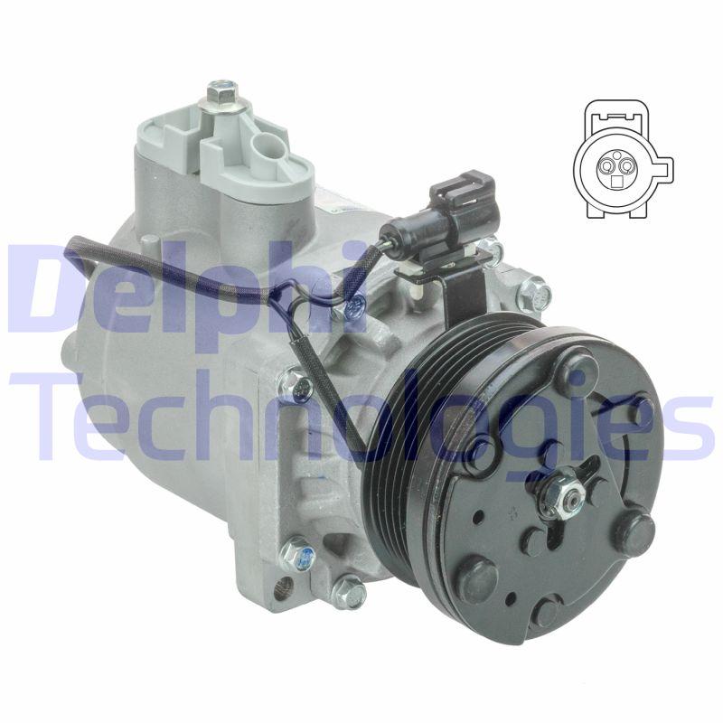 Kompresor klimatizace DELPHI CS20525