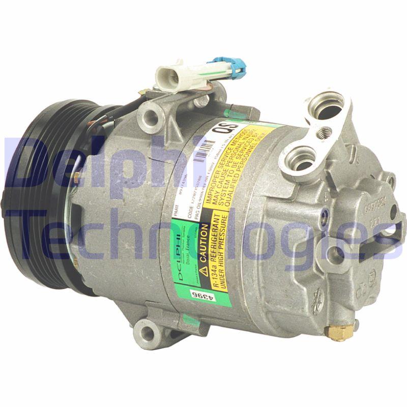 Kompresor klimatizace DELPHI TSP0155025