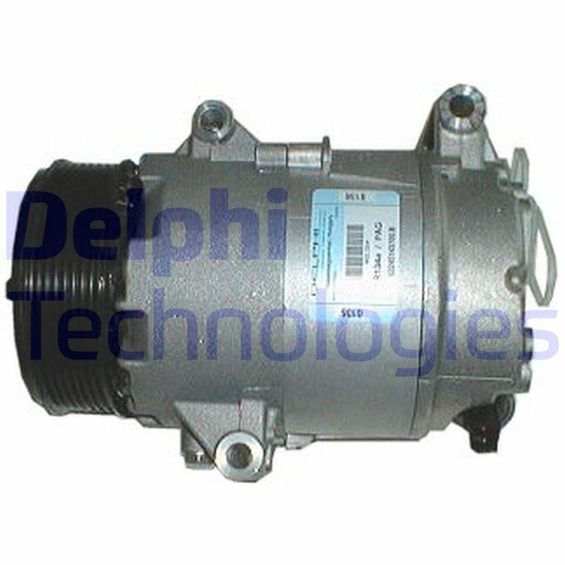 Kompresor klimatizace DELPHI TSP0155351