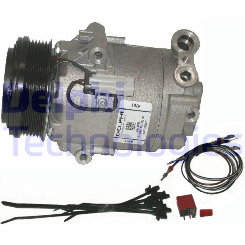 Kompresor klimatizace DELPHI TSP0155459