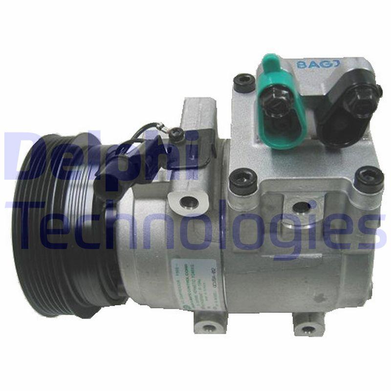 Kompresor klimatizace DELPHI TSP0155496